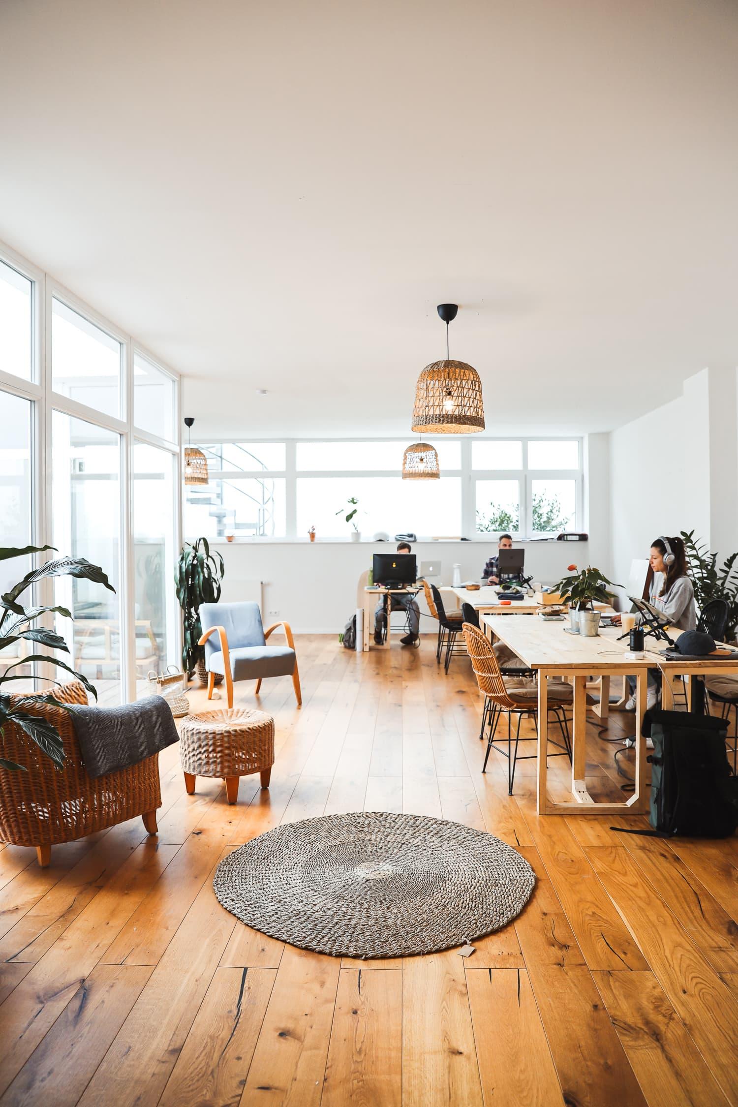KANVA - Bürogemeinschaft in Düsseldorf Flingern
